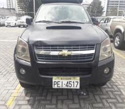 CAMIONETA  CHEVROLET LUV D-MAX 3.5L V6 CD TM  4X4  2012
