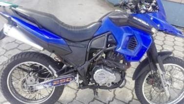 MOTOCICLETA MOTOR UNO NAZCA 250 2010 AZUL
