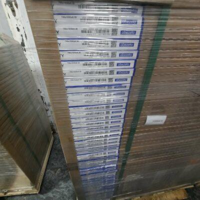 PLANCHA TERMICAS CON PROCESO 1030 MM X 790 MM X 0.30 MM