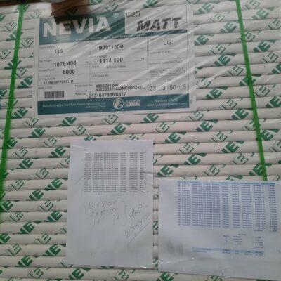 COUCHE MATE 115 GR 90 X 130 CM N