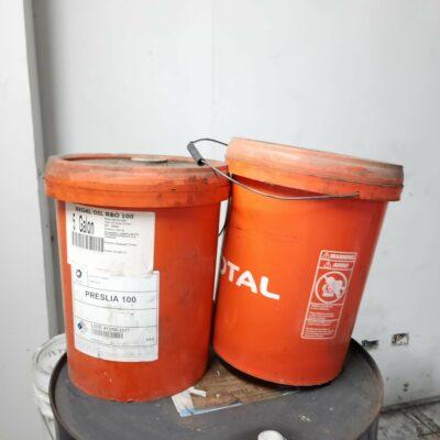 REGAL OIL R&O 100
