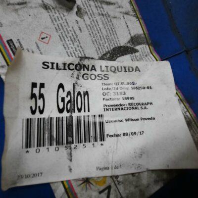 SILICONA LIQUIDA GOSS N